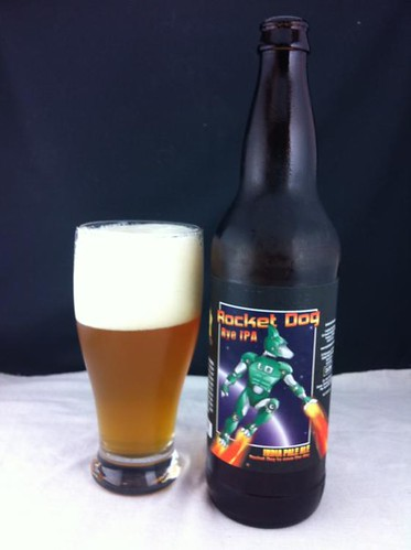 6165665233 2224a8b998 Laughing Dog Brewing   Rocket Dog *