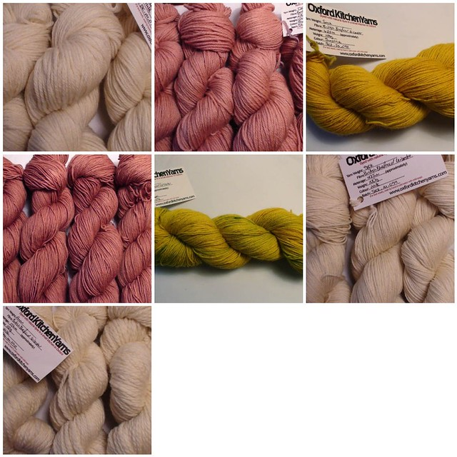 Oxford Kitchen Yarns Update Sept 20th