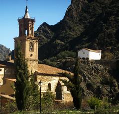 iglesia de Arnedillo