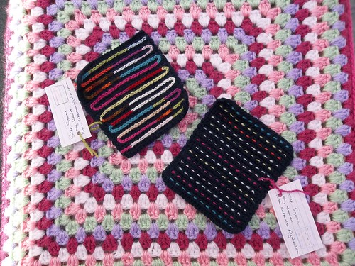 Two unusual Squares for the SIBOL Stash!