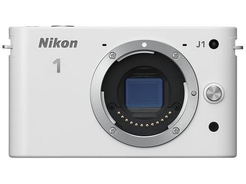 Nikon 1 J1 (white)