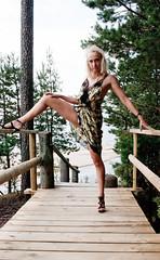 A lovely bridge to pass below. (andrey.salikov) Tags: great shot beautiful colours details lovely bridge pass below fantastic image лето july 2011 nikond60 180550mmf3556 neibade saulkrastunovads latvia жж forest riga sexy