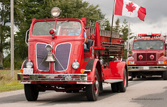 C-K Unit 3-41 (thomevered) Tags: red ontario canada classic truck buxton antique aerial parade firetruck international chatham firemen ck firedepartment firefighters apparatus laddertruck fireservice chathamkent northbuxton firemenworkontrains unit3041