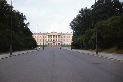 King's Palace Vigeland Oslo