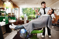 JJ The Barber (Zack Ahern) Tags: