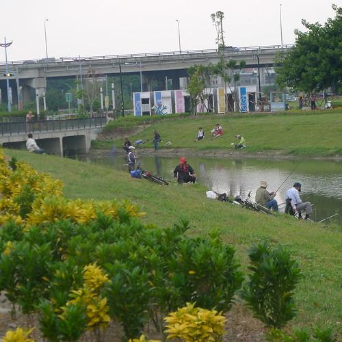 二重疏洪道--水漾公園