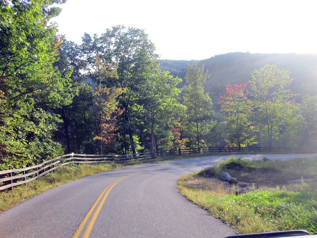 route 56 to crabtree falls