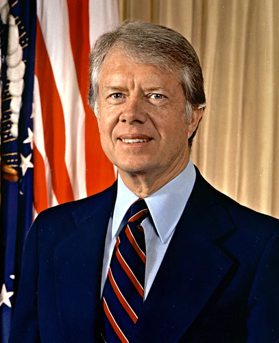 From flickr.com: Jimmy Carter {MID-147147}