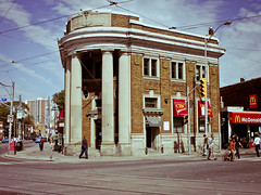 CIBC (Dominic Bugatto) Tags: toronto streetphotography broadview riverdale danforthave 2011 canonef28mmf28