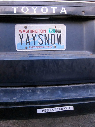 You say YAYSNOW I say BOOSNOW