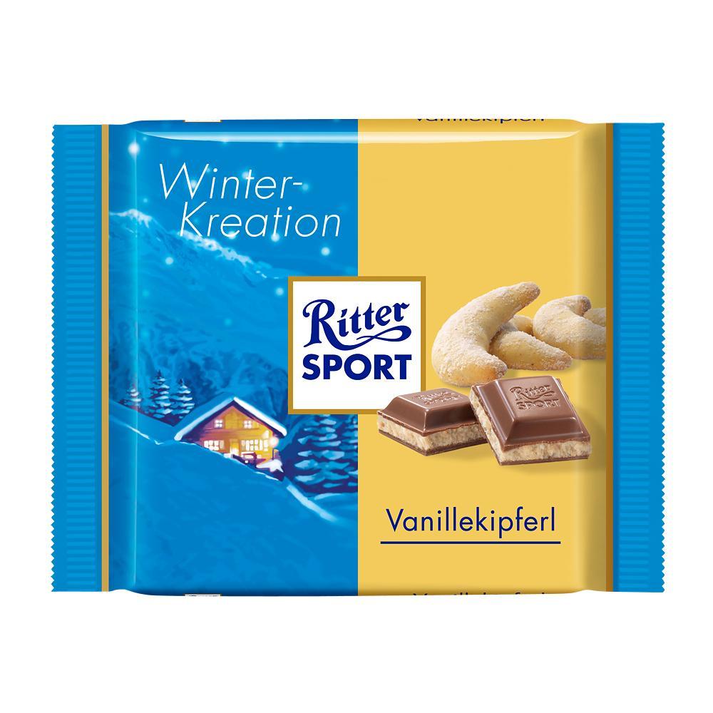 Wintersorte: Vanillekipferl