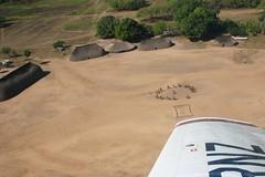 Flying into Xingu Indigenous Territory (Karen Hoffmann) Tags: brasil pix xingu matogrosso indigenous indigena parqueindigenadoxingu