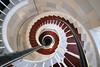 Another shot of the spiral staircase at the Isle of May (iancowe) Tags: sea spiral island scotland stair fife north may scottish east stevenson staircase isle anstruther isleofmay ligthhouse northernlighthouseboard nlb robertstevenson neuk lighthousetrek lightkeeperaward wbnawgbsct