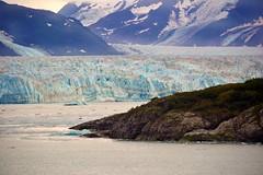 Hubbard Glacier - Alaska (blmiers2) Tags: travel blue sea mountain mountains green nature alaska nikon glacier hubbardglacier d3100 blm18 blmiers2