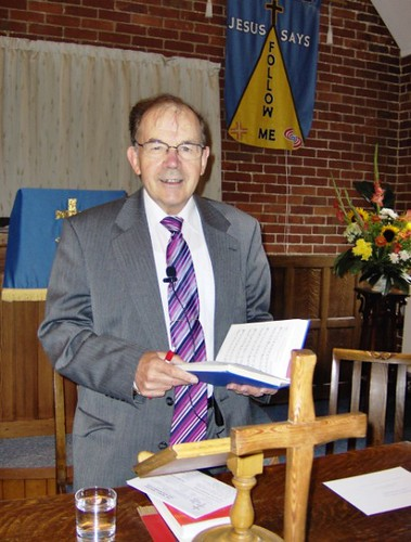 Revd Stephen M Thornton