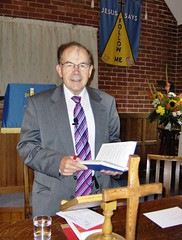 Revd Stephen Thornton