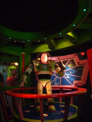 Disneyland - Buzz Lightyear Astro Blasters