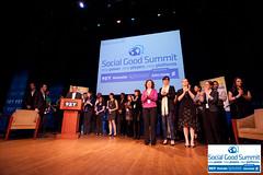 social good summit final day (photo credit: mashable)