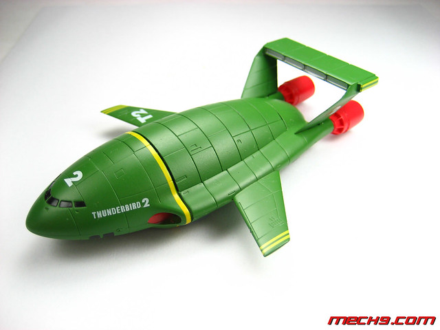 1/700 Thunderbird 2 by F-Toys