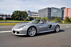 Carrera GT (JespervdN) Tags: london nikon automotive racing van sick panning der epic supercar tracking spotting noord jesper d5000