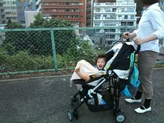 夕方のお散歩(2011/9/25)