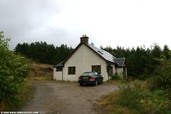 SCT05 3410 Blaragie Cottage, Laggan, Inverness-Shire (Templar1307 | Galerie des Bois) Tags: scotland honeymoon highland glenbogle invernessshire laggan scottishhighlands kinlochlaggan monachoftheglen ceannlochlagain