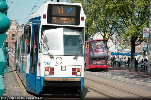 Amsterdam - Tram 16