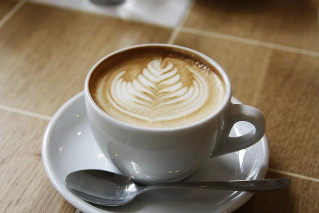 Coutume Café Cappuccino