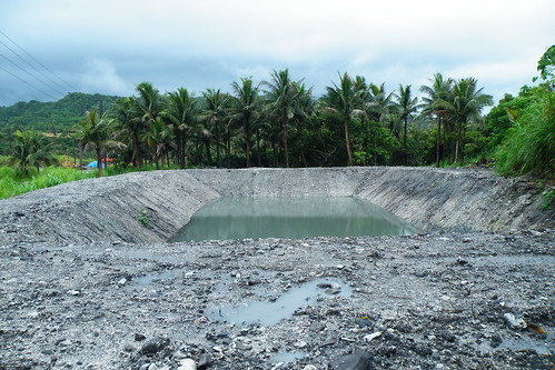 寶盛水族生態遊樂園區沉砂池三座其一 宋明燕攝