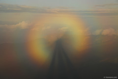 Brocken Spectre at Vihren peak (2914m), Pirin mountain , Bulgaria (.:: Maya ::.) Tags: mountain maya miracle peak double bulgaria brocken spectre pirin vihren мая българия вихрен пирин mayaeye mayakarkalicheva маякъркаличева къркаличева karkalicheva wwwmayaeyecom