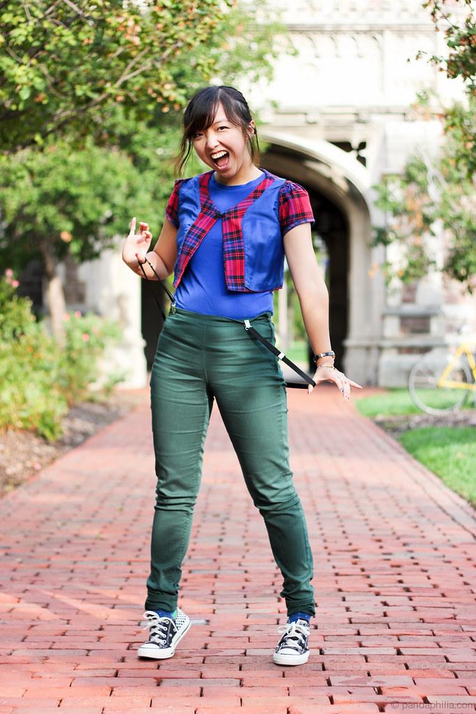 sassy suspenders