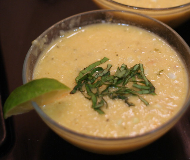 corn chowder, variation 2