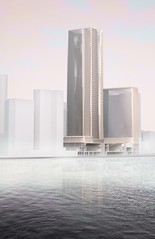 Rising Mass 2 (stephaniesaid) Tags: newyork tower fall studio harvard math 2010 gsd parametric legendre mathcad