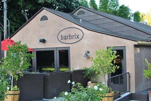 barbrix restaurant and wine bar