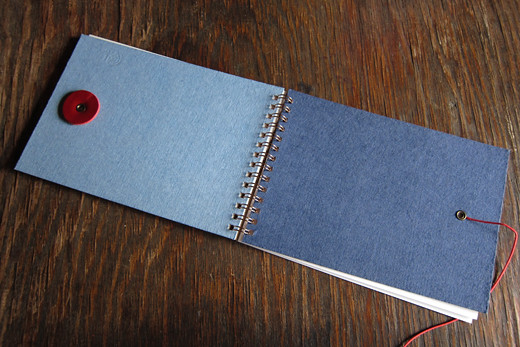 KAKIMOR's semi-custom made notebook4
