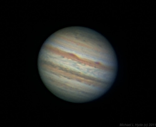 Jupiter - 270911 by Mick Hyde
