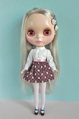 mini victorian dress