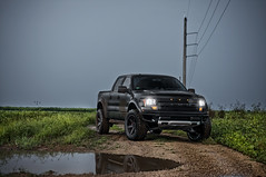 ADV.1 Wheels Boutique Ford Raptor (GREATONE!) Tags: black ford rain nikon mud florida miami wheels dirty raptor boutique mia crops fla 305 adv1 d300s