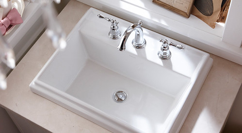 Trends: Overmount Bath Sinks