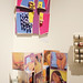 Muestra Apropiarte en el Centro Argentino de Arte Textil. Foto: Dani Rossi.