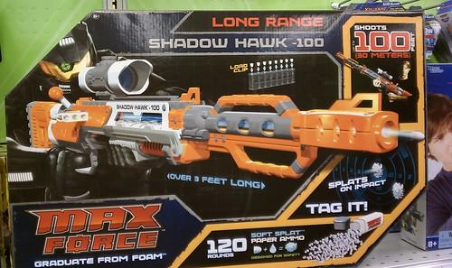 Max Force gun
