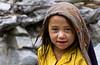 Smile. (Prabhu B Doss) Tags: portrait india girl smile kid nikon village border shawl kashmir ladakh travelphotography jammuandkashmir 2011 baltistan bikeexpedition incredibleindia d80 turtuk prabhub prabhubdoss chalunka zerommphotography 0mmphotography