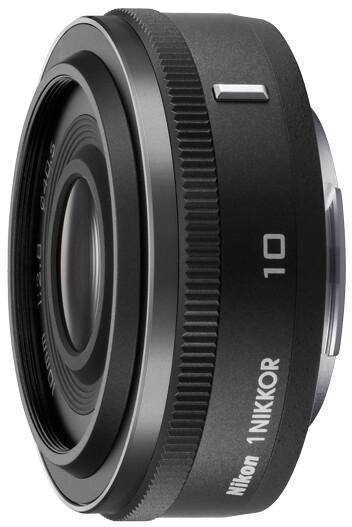 Nikon 10mm f/2.8 1 NIKKOR