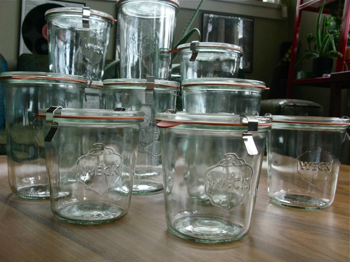 weck canning jars 002