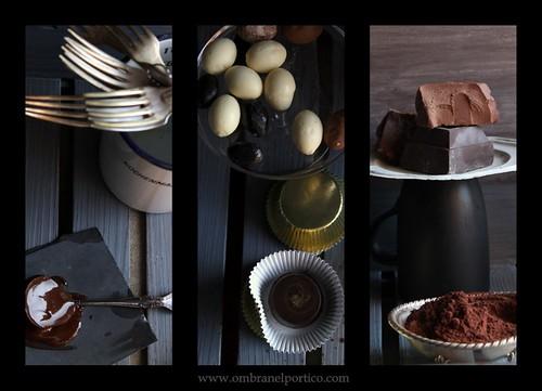 collage cioccolato