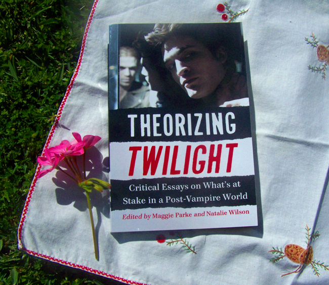 'theorizing twilight' book collection