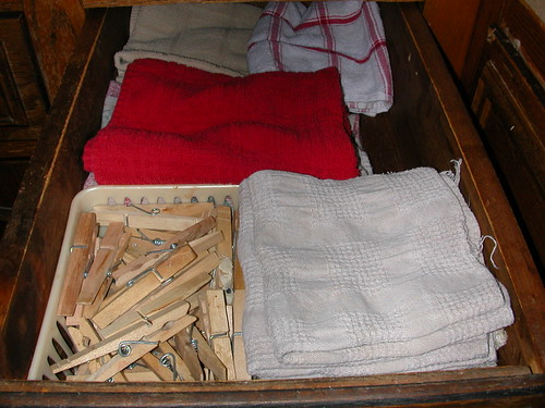 Spet 15 2011 drawer cloths