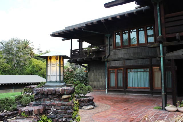gamble house, pasadena