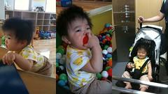 子育て支援センターにて(2011/10/01)