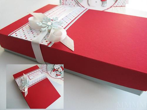 Kissmass gift box
